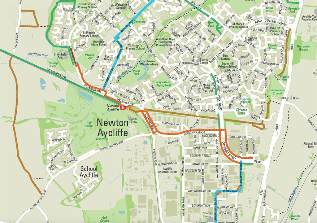 Newton-Aycliffe