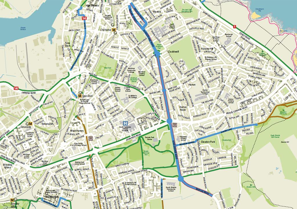 South-Tyneside